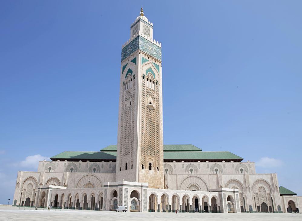casablanca mosquee hassan