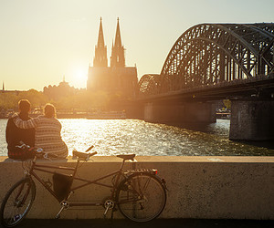 Romantikwochenende in Köln