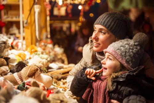 Weihnachtsmarkt Hamburg für die Familie
