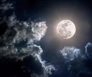 Full Moon Fun On The Horizon