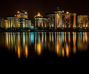 Футуристическая Астана