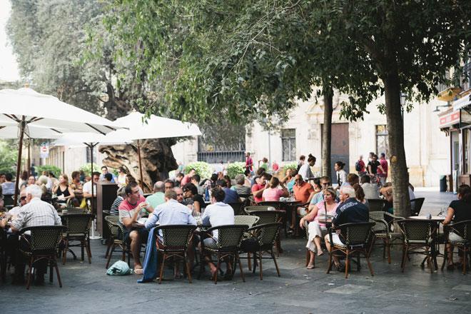 Gastronomia em Palermo Soho