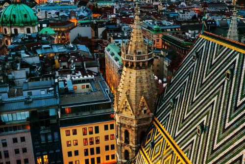 Startpunkt beim Kurzurlaub in Wien: der Stephansdom
