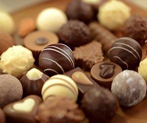 Genebra, com muito chocolate