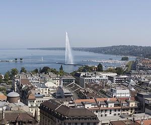 48 h Genf mit Uhr (Schweizer Fabrikat)