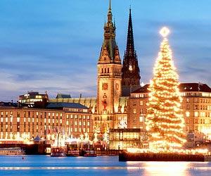 Am kamin sitzen in Hamburg