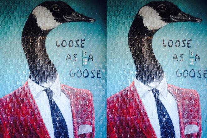 Spruce Goose Mural