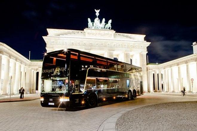 Bustour Berlin