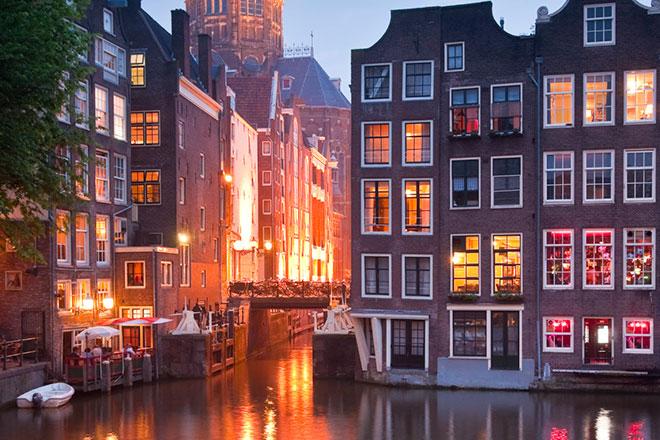 Het nachtleven van Amsterdam