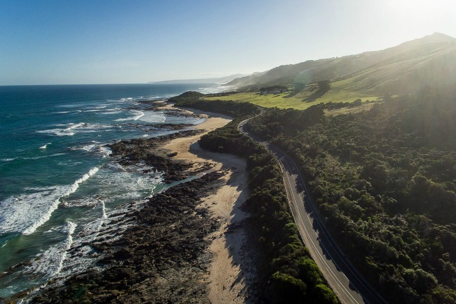 Great Ocean Road en Victoria