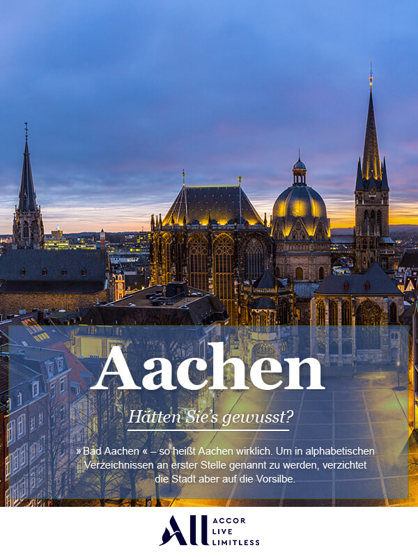 Infografik Accor Aachen