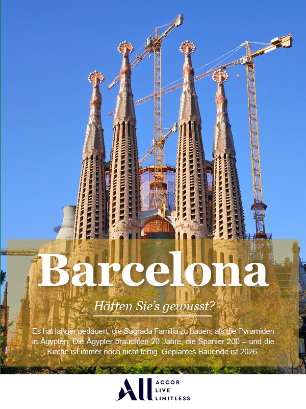 Infografik Accor Barcelona