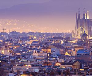 Kurzurlaub Barcelona