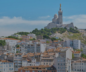 Marseille vue par Pierre Belhassen
