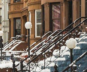 Ecouter des chants de Noël à New York
