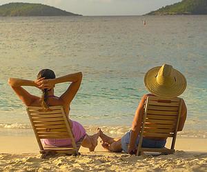 Partir en couple sous les Tropiques