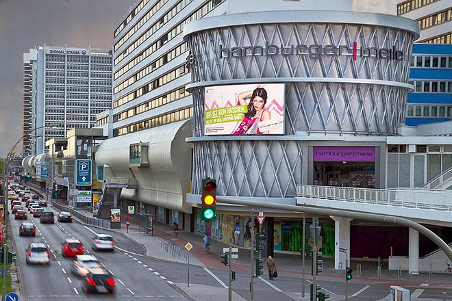 Shopping Hamburg