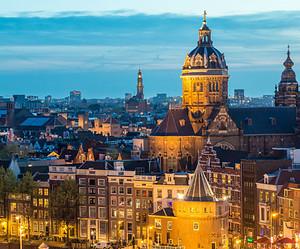 I 9 punti panoramici più belli di Amsterdam