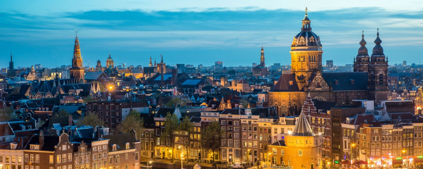 The 9 best views of Amsterdam