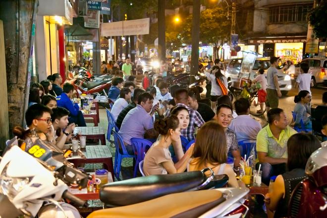 Nightlife in Ho Chi Minh