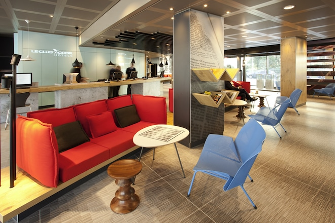 Hotel ibis Geneve Centre Nations