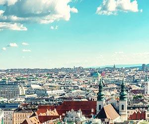 Infografik Wien