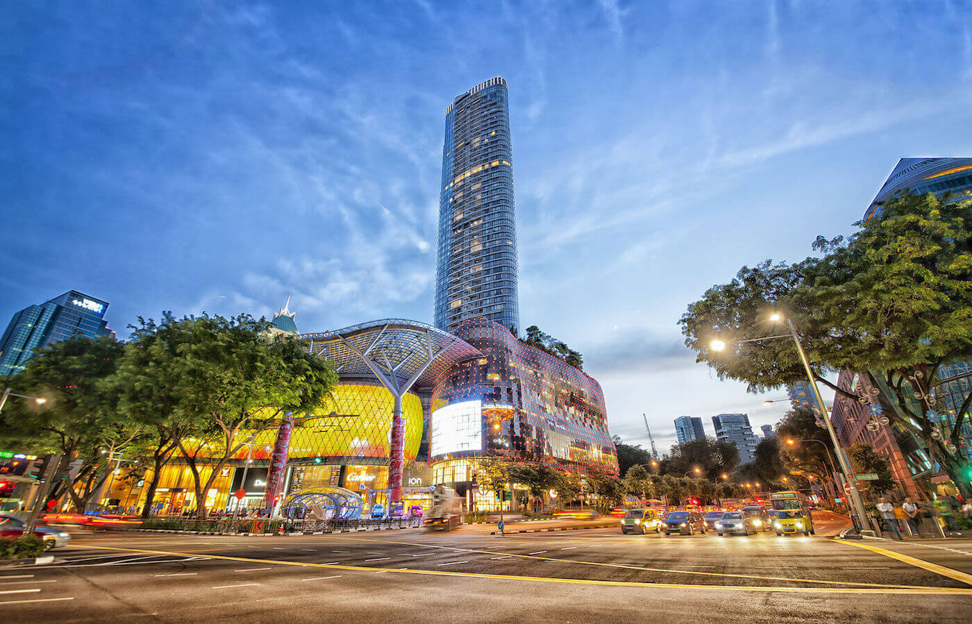 ION Orchard on Orchard Road. Source: Chen Si Yuan