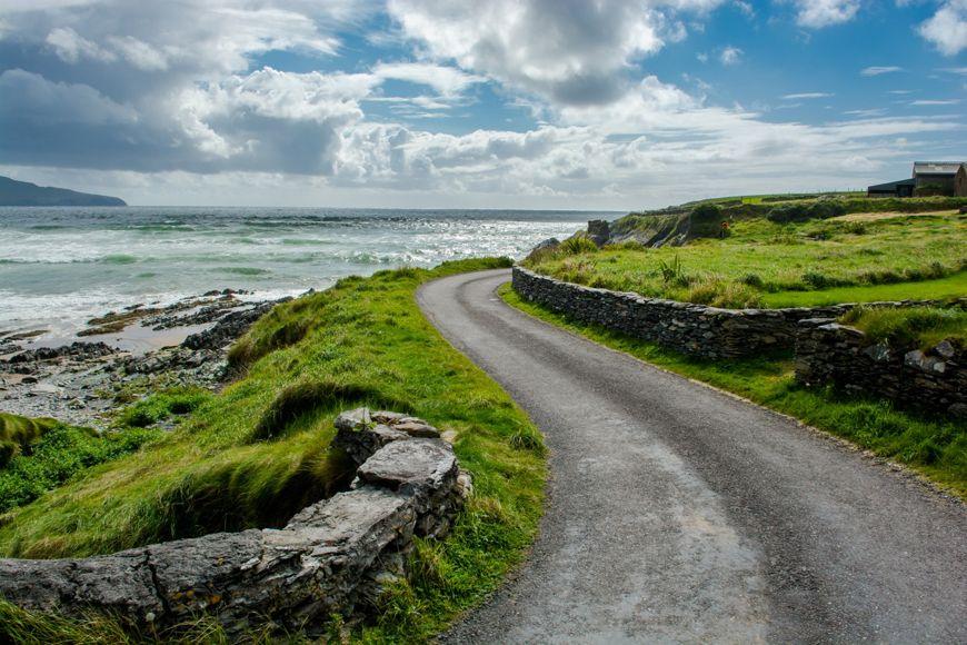 The Wild Atlantic Way, Ireland