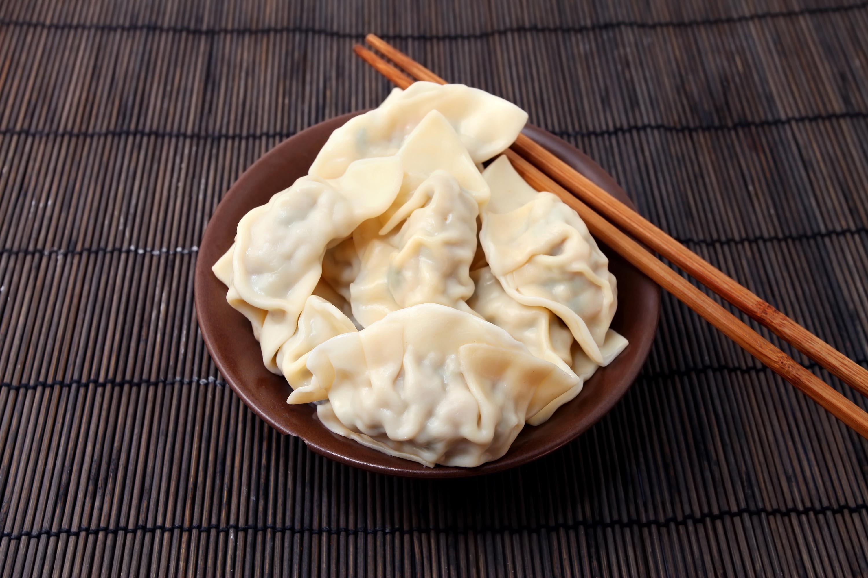Dumplings, Chinese New Year Dish, Lunar New Year Dish