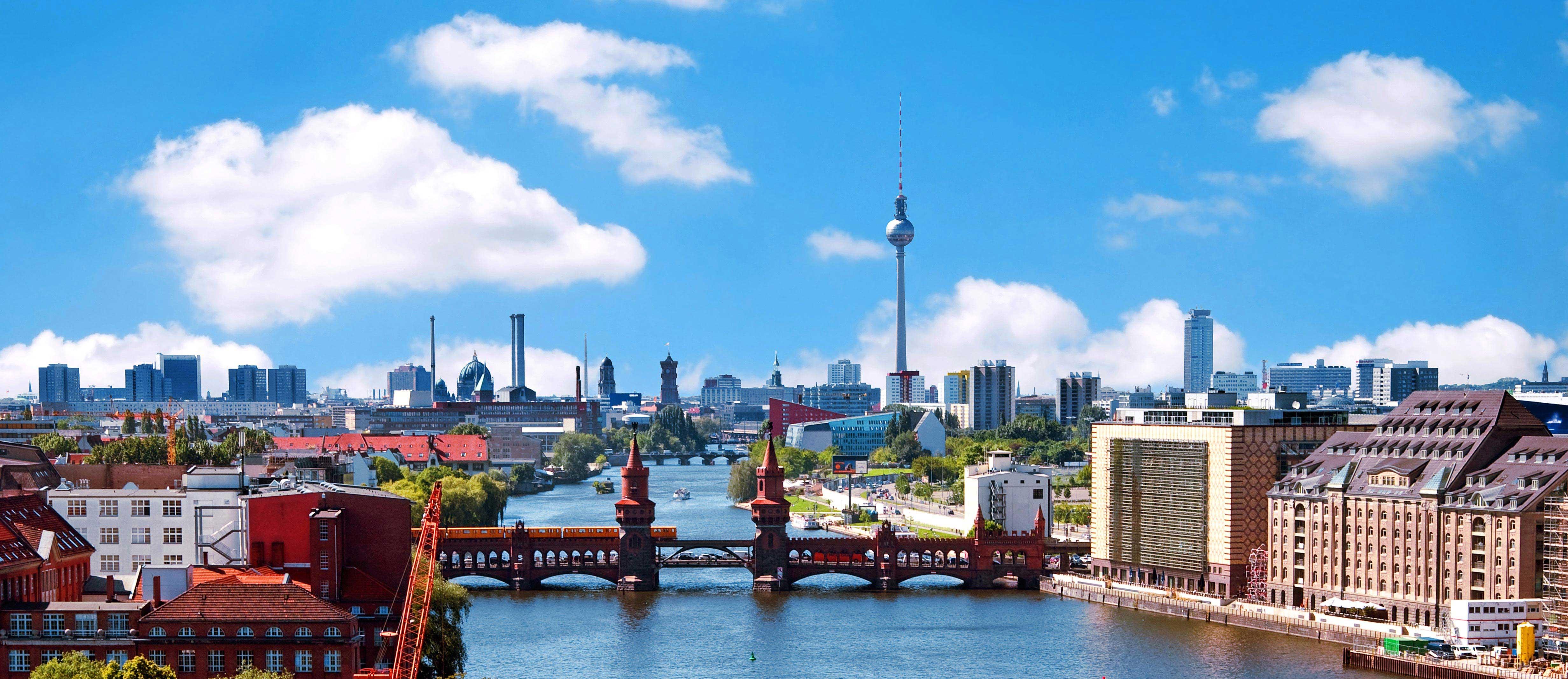 Berlino/skyline