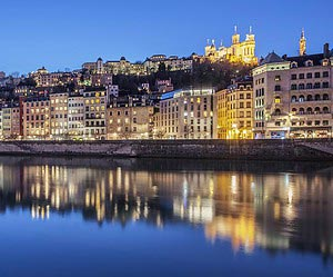 Les nuits de Fourvière à Lyon