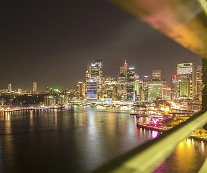 Time to get colourful with Vivid Sydney