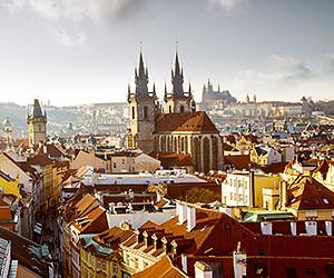 experience insolite Tchèque