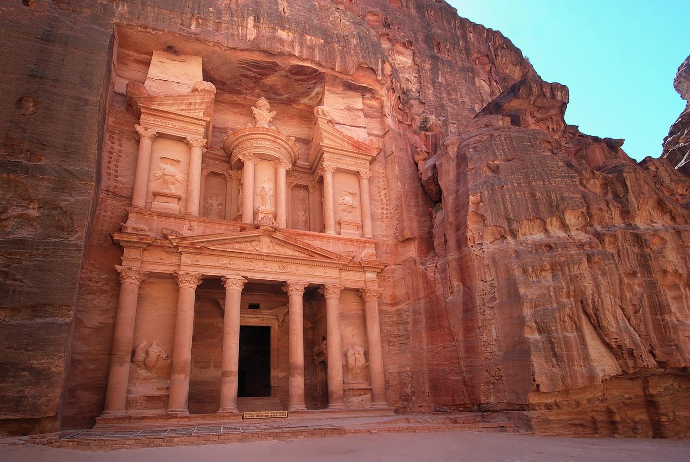 Jordan's Lost city