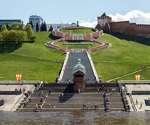 Как интересно провести время в Нижнем Новгороде?