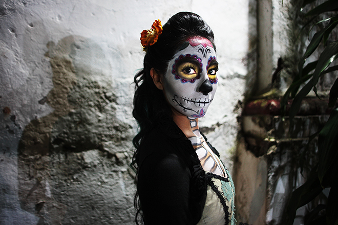 Día de los Muertos w Meksyku © Kares Le Roy