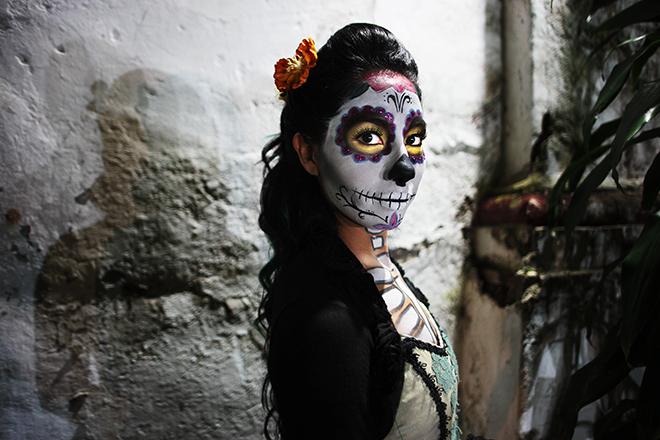 Día de los Muertos in Mexico© Kares Le Roy
