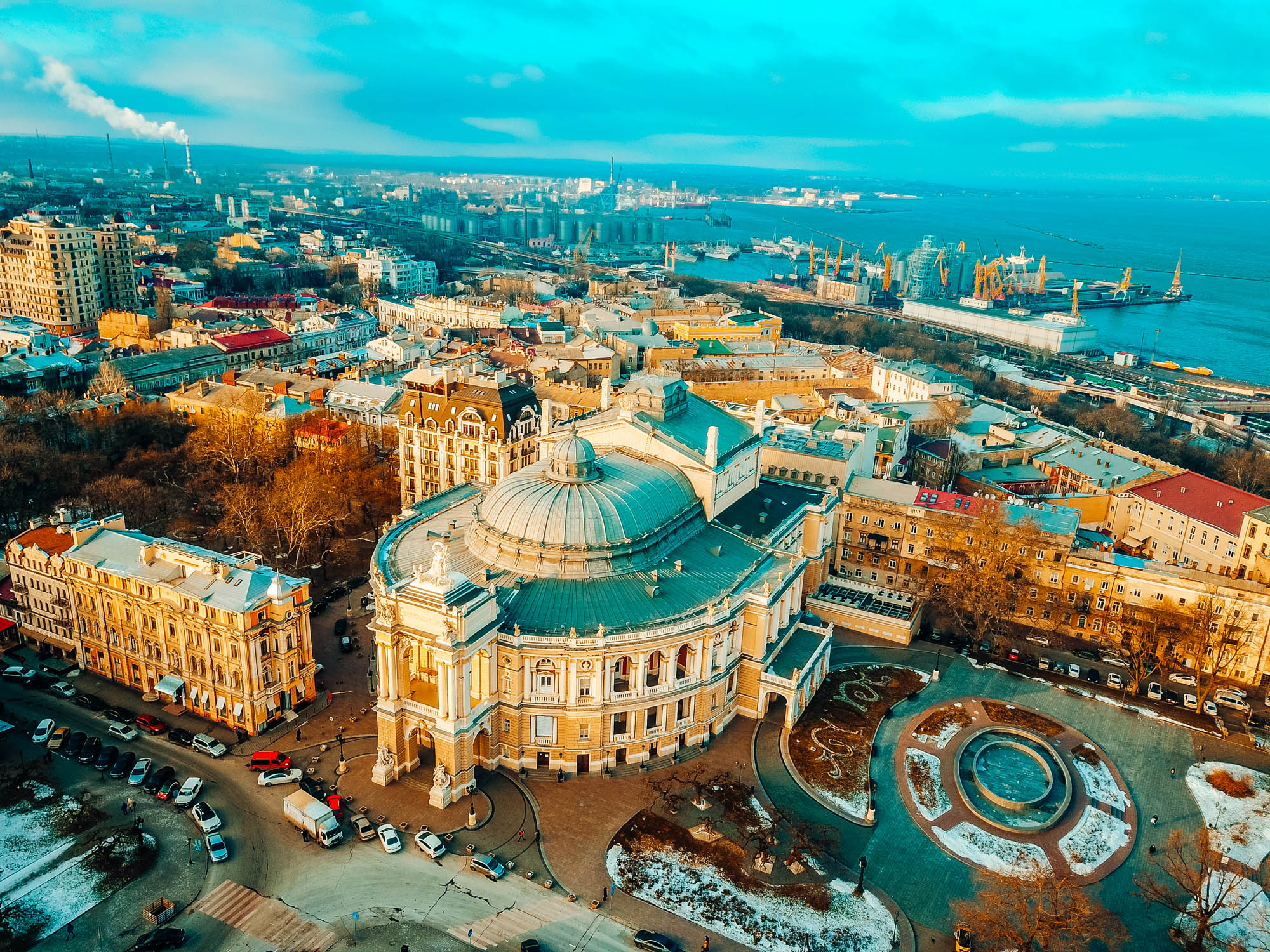 Достопримечательности Одессы для туристов
