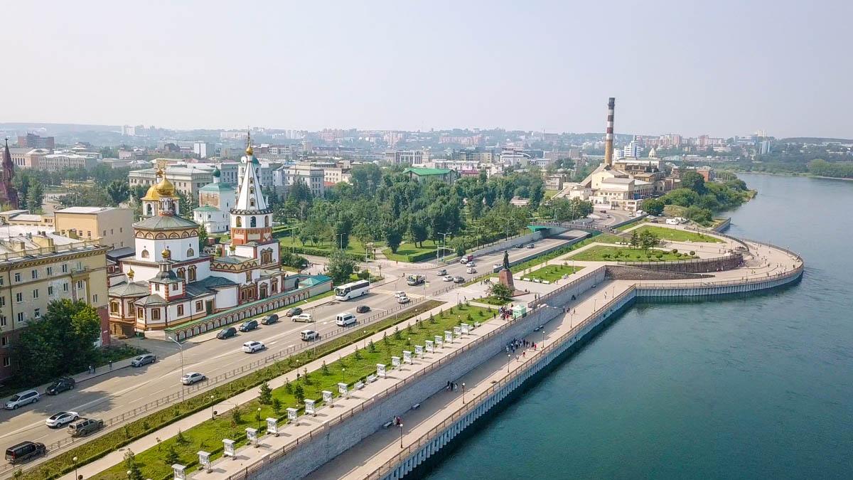 Достопримечательности Иркутска: топ интересных мест для туриста
