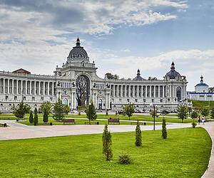 Казань – город с 1000-летней историей