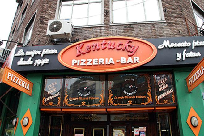 Kentucky Pizzeria em Pallermo