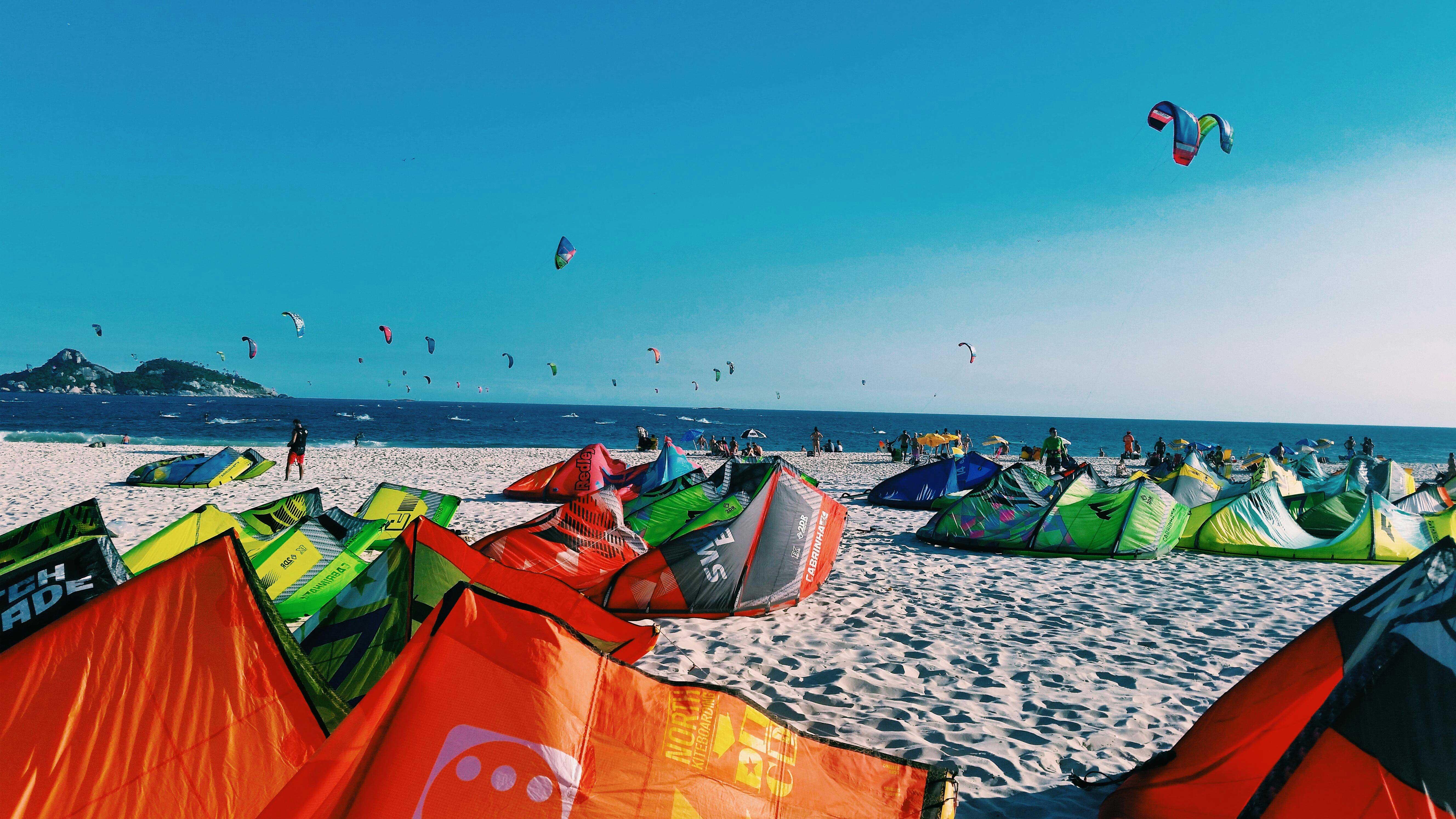 Kite surf Barra de Tijuca