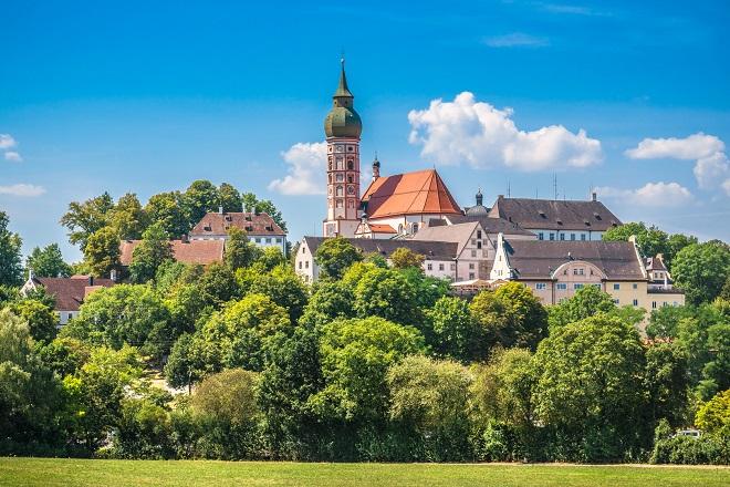 Kloster Andechs nahe München