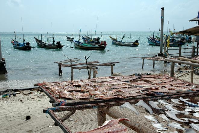 Fisherman's Village in Koh Samui