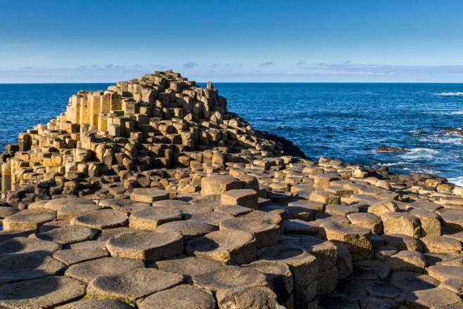 La Calzada del Gigante, la primera atracción turística de Irlanda