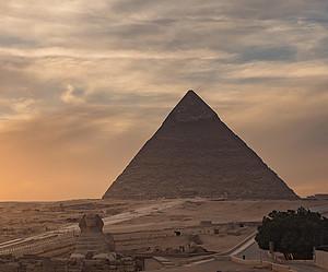 balade chameau Caire