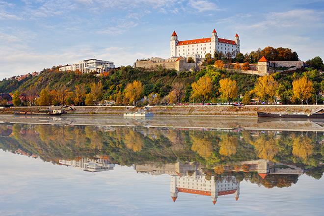 Escapade en douceur à Bratislava