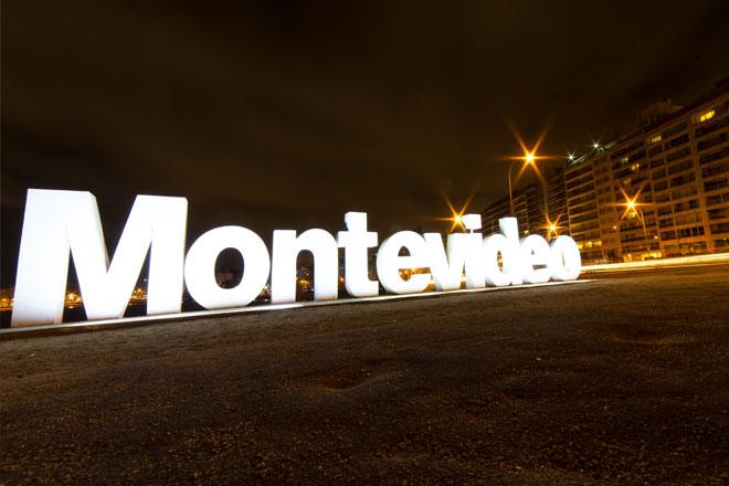 Letreiros de Montevidéu