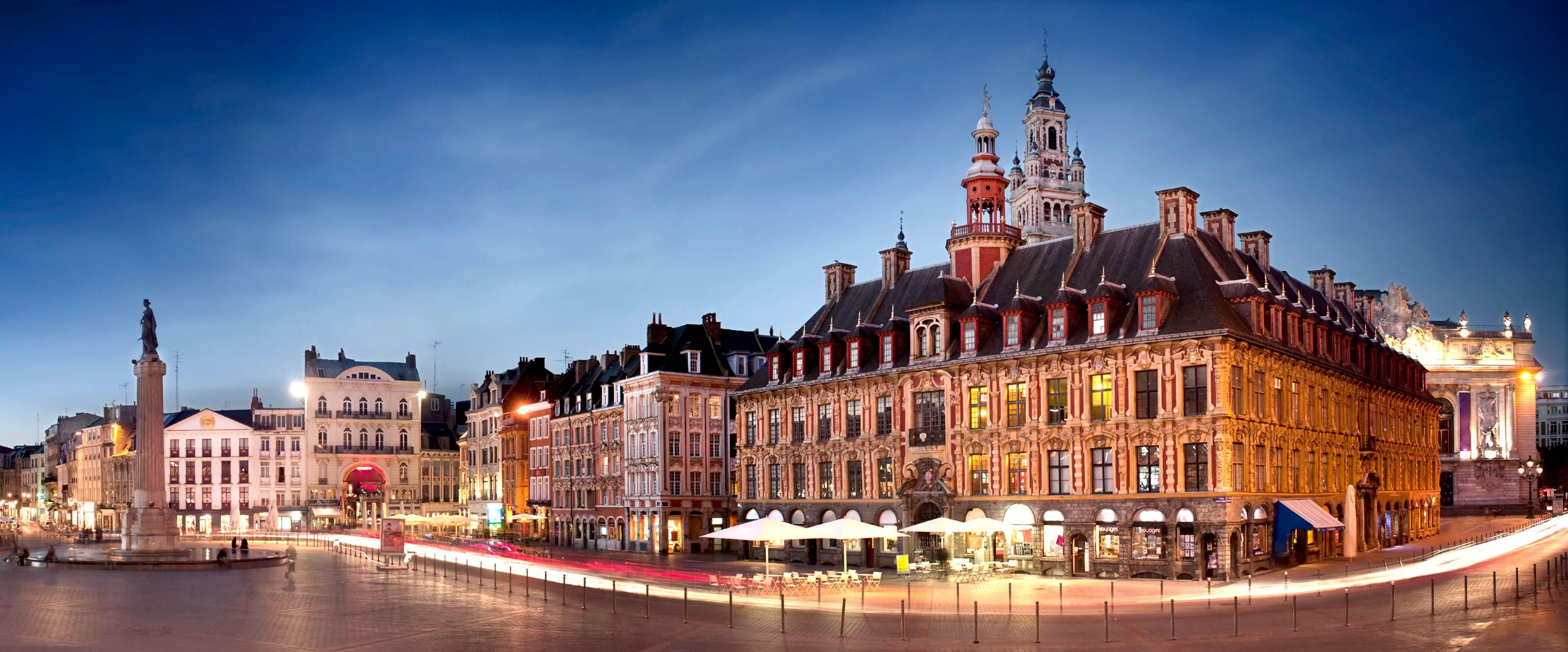 Une nuit de folie à Lille
