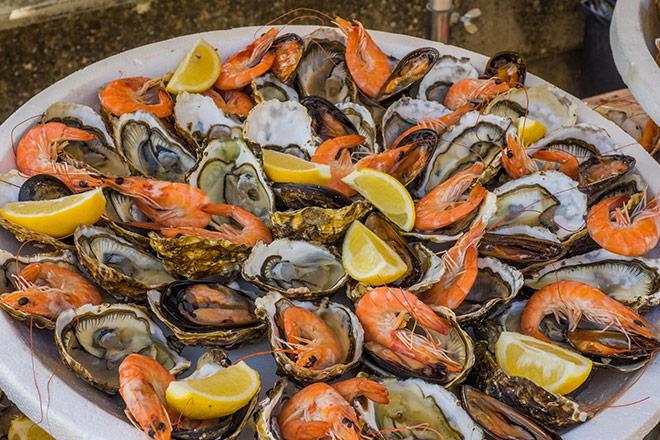 fruits de mer lisbonne
